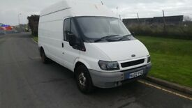 ord transit 350 lwb td 2002 model full years mot