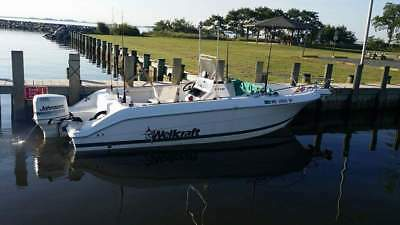 1998 Wellcraft 210CCF w/ Outboard 150 Ocean runner Johnson