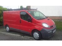 Vauxhall VIVARO 1.9 DTi 2003 MOT till march (SWAP FOR A CAR)