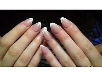 Manicure and pedicure , Gel Nails SALE!! Semi PErmanent Make UP 80 pounds