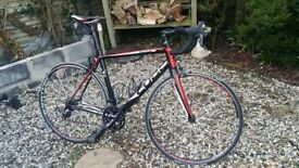 Cube Peloton Road Bike - size 58