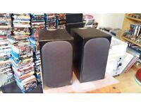 Pair Of Monitor Audio Hi - Fi - Speakers for sale ( Silver RS 1 Speakers )
