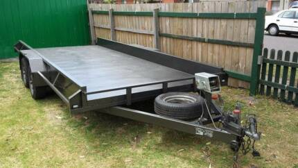 FOR HIRE- TANDEM CAR TRAILER Dandenong South Greater Dandenong Preview