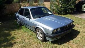 1990 BMW E30 4 Door Sedan Wantirna Knox Area Preview