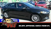 2014 FORD FUSION AWD.$5000 CASH BACK!DON'T PAY TILL 2016!