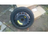 Firestone temporary spare wheel T115/70 R16 Saab VAUXHALL VECTRA Astra