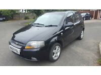 Chevrolet Kalos 1.4 with 12 Months MOT