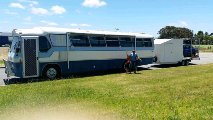 1972 Ford Bus Motor Home