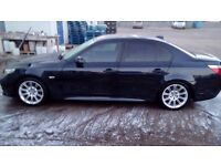 Bmw 530i e60 M Sport Carbon Black fully loaded + LPG conversion