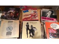 150 vinyl LPs - all genres covered - 100 rock/pop/jazz/soul - 50 classical - Stones Queen +