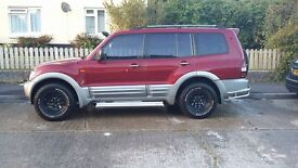 ***REDUCED PRICE swaps offers***very good condition mk3 shogun 7 seats