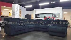 new CORNER LOUNGES (recliner, ottoman) CERTEGY from $15p/w Bundall Gold Coast City Preview