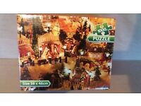 1000 Piece Jigsaw Puzzle Christmas Winter Village Brand New & Sealed