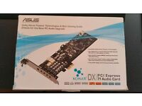PC audio sound card Asus Xonar DX