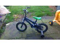 Ben10 14inch bike