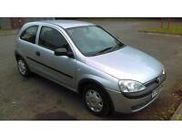 Vauxhall Corsa 1.0 NEW MOT