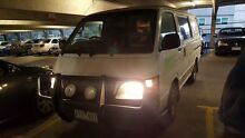 1997 Toyota Hiace Van/Minivan Fitzroy Yarra Area Preview
