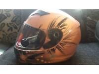 Women's motorcycle helmet