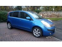 NISSAN NOTE 1.6 PETROL FULL SERVICE HISTORY GREAT CONDITION