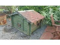 CAT/PET HOUSE (OUTDOOR) *** FOR SALE £120 ONO. .. BUYER MUST COLLECT FROM WEST KILBRIDE