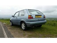1987 VW GOLF MK2 GTI, LONG MOT , STANDARD 1.8L 8 VALVE BARGAIN. HPI CLEAR