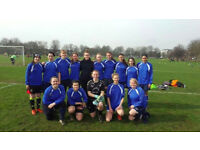 South London Based Womens Football Team - Players wanted! ladies football soccer trials female club