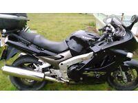 2004 Kawasaki ZZR1200