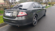 2008 Ford Fg Falcon XR6 Turbo 6sp manual for sale Lilydale Yarra Ranges Preview