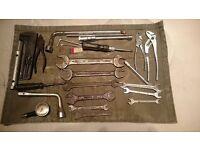 Mercedes Benz tool kit bordwerkzeug w120 Ponton Pagoda w113 w109 w108 w111 220Se for best offer