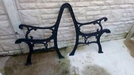 bench ends