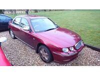 Rover 75 Connoisseur 2.5 V6 Auto 12 Months MOT 80k miles