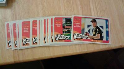 2014 Heritage Minors Flashbacks Henry Owens  Ho Red Sox