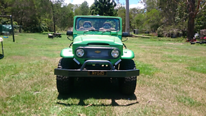 1976 toyota landcruiser fj40 Burpengary Caboolture Area Preview