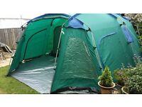 8 Berth Family Tent