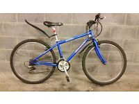 FULLY SERVICED UNISEX GIANT BOULDER 510 BICYCLE WITH ALUMINIUM FRAME