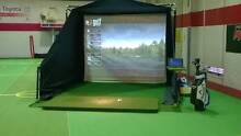 Mobile/Fixed Golf Simulator for Sale-Huge Potential! Perth Northern Midlands Preview
