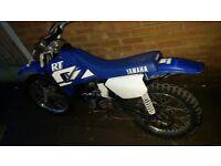 Yamaha rt 100/ pw 80
