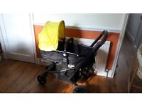 Mother are xpedior travel system/ buggy.
