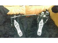 Mapex Double Kick Drum Pedal forge XL