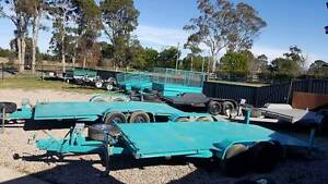 NEED TO MOVE YOUR CAR? RENT TODAY CAR TRAILERS AVAILABLE FOR RENT Kemps Creek Penrith Area Preview