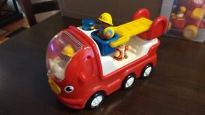 Wow toys fire engine