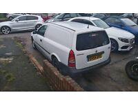 Vauxhall Astra van ( Must See!)