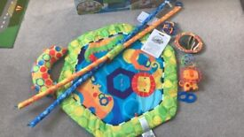 Oball Play-O-Lot Activity Gym - In very good condition
