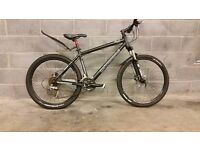 FULLY SERVICED FULLY SERVICED CANNONDALE F5 MTB BIKE WITH HYDRAULIC BRAKES