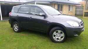 2009 TOYOTA RAV4 Sandstone Point Caboolture Area Preview