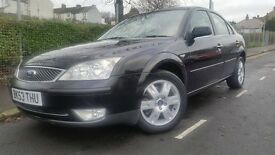 Ford Mondeo 1.8 ghia .manual 6 speed 5dr full mot start and drive very well any test welcome