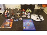 Disney infinity and characters