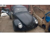Volkswagen Beetle baja tax exempt