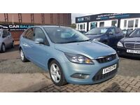 *STUNNING* FORD FOCUS ZETEC 100 1.6 (2009) - 5 DOOR - LOW MILEAGE - LONG MOT - F.S.H - HPI CLEAR!