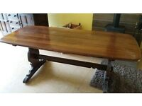 Ercol dinning table